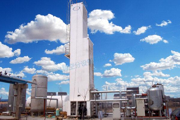 500制氮设备现场