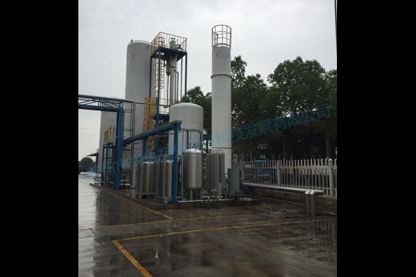 甲烷回收提纯装置