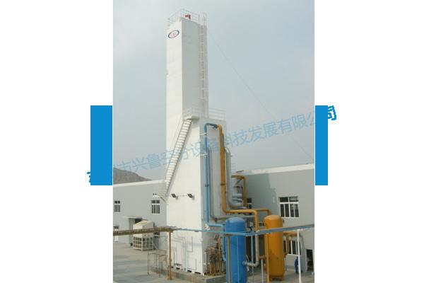 制氧空分设备和YPO液化设备现场