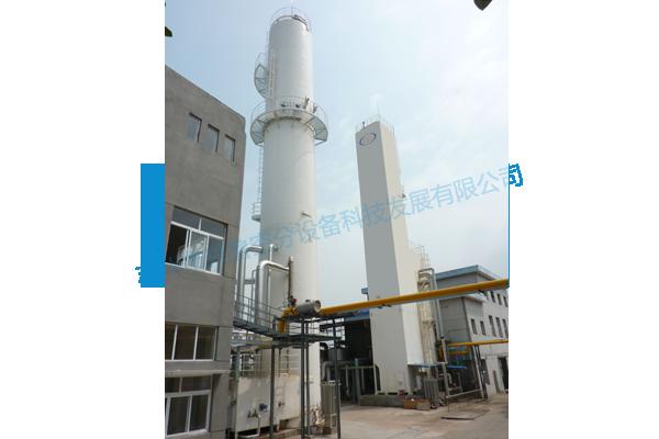 制氮空分设备及制氧空分设备